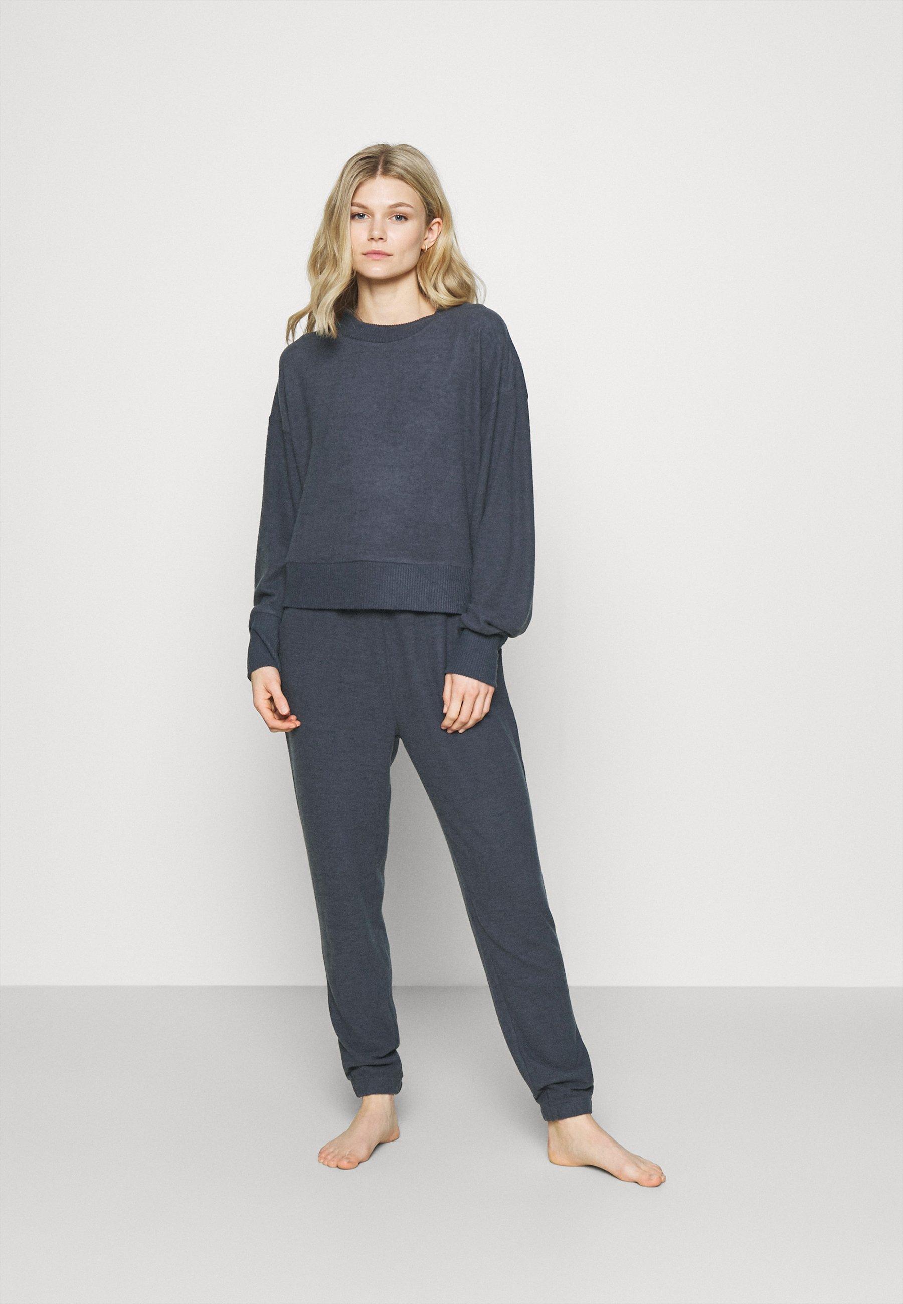 Femme SUPER SOFT CREW AND CUFF PANT - Pyjama