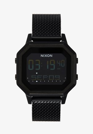 SIREN LUX - Digital watch - all black