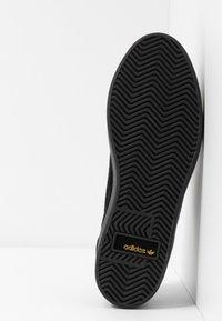 adidas Originals - SLEEK - Sneakers - core black - 6