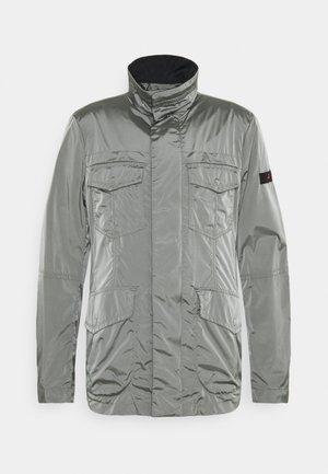 METAL - Summer jacket - steel grey