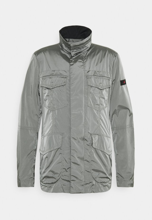 METAL - Summer jacket - steel grey
