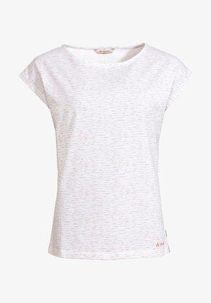 ZANETA AOP  - Print T-shirt - white