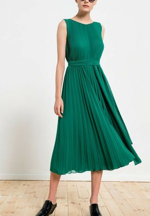 Sukienka letnia - zieleń