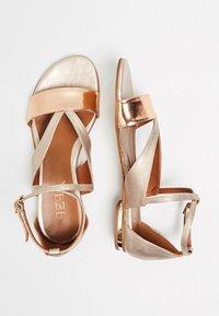 IZIA - Sandals - gold - 2
