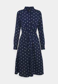 Lauren Ralph Lauren - DRESS - Košilové šaty - french navy/pale - 3