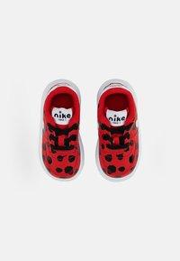 Nike Sportswear - FORCE 1 - Sneakers laag - univ red/white-black - 3