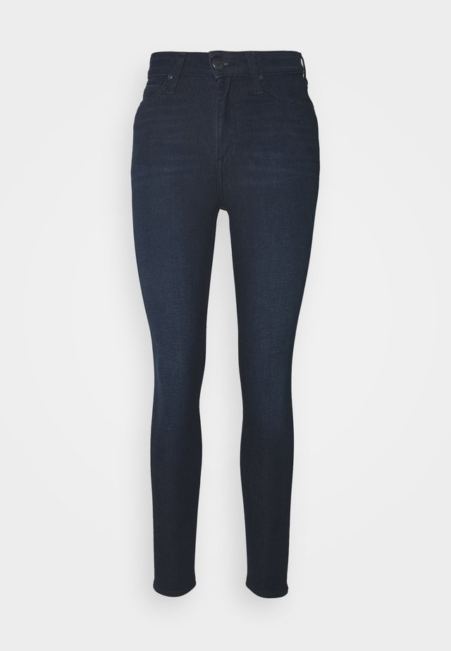 IVY - Jeansy Skinny Fit - dark-blue denim