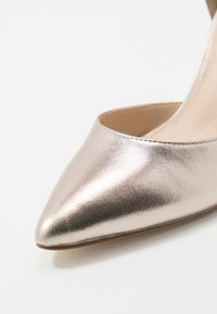 Anna Field - LEATHER PUMPS - Escarpins à talons hauts - champagne - 2