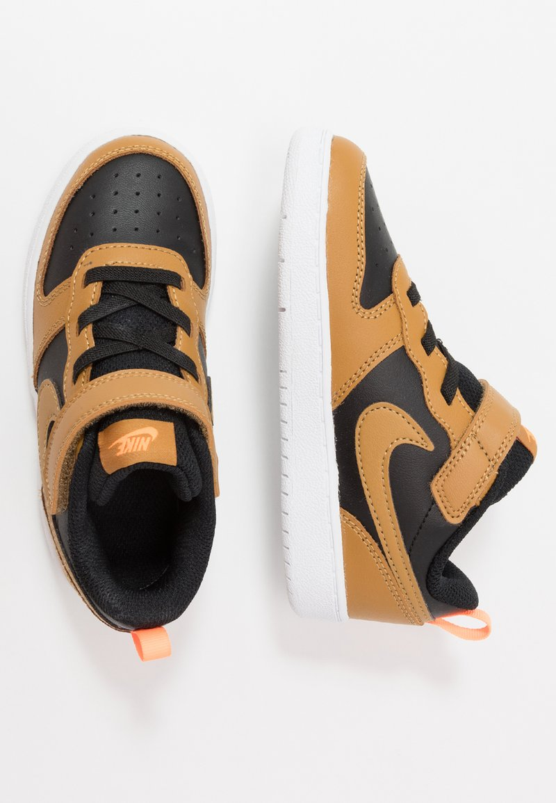 Nike Sportswear - COURT BOROUGH 2 - Sneakers basse - black