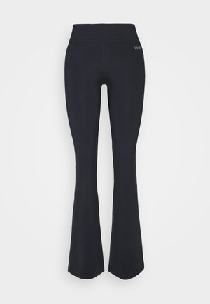 CLASSIC JAZZ PANTS - Verryttelyhousut - black