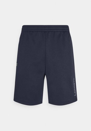 TECH SHORT - Sports shorts - navy blue
