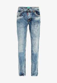 Cipo & Baxx - Slim fit jeans - ijsblauw - 6