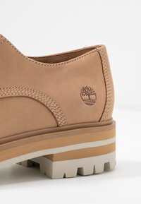 Timberland - LONDON SQUARE OXFORD - Chaussures à lacets - light brown - 2