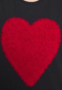 Love Moschino - Triko spotiskem - rosso - 5