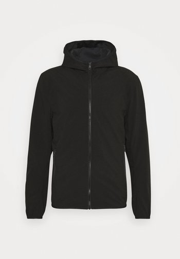 MENS JACKETS - Summer jacket - black