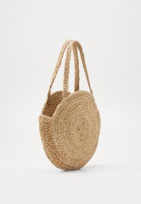 Samsøe Samsøe - HAMLIN BAG - Handbag - nature - 3
