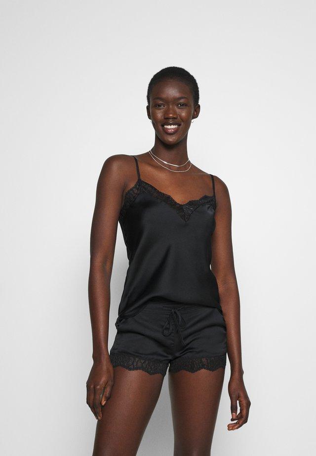 BROOKLYN - Maglia del pigiama - noir