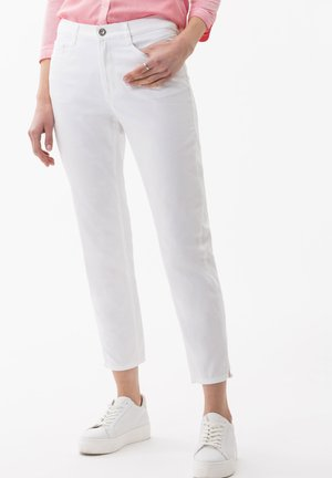 STYLE MARY  - Jean droit - white