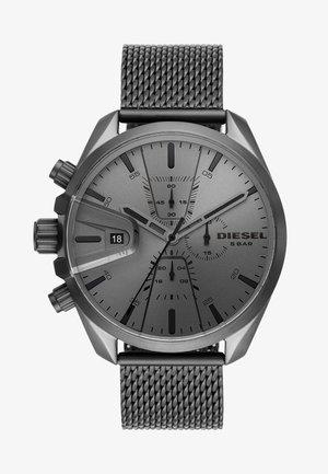 MS9 CHRONO - Zegarek chronograficzny - gunmetal
