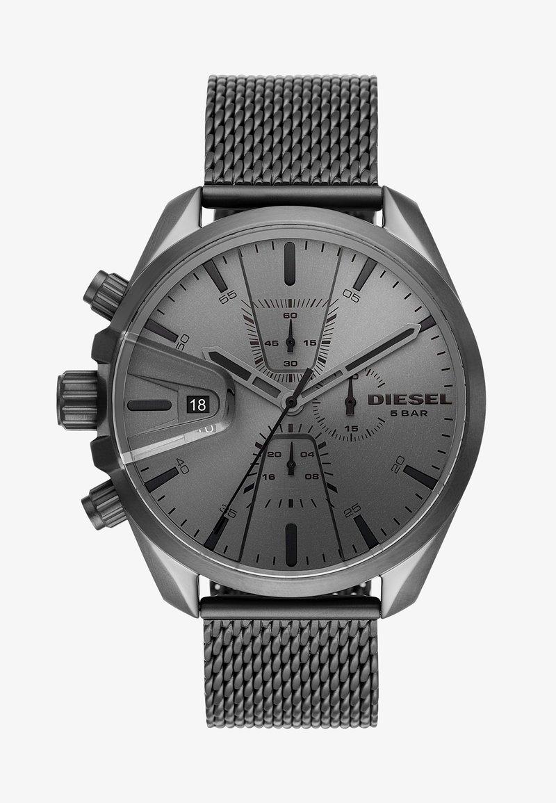 Diesel - MS9 CHRONO - Kronografklockor - gunmetal