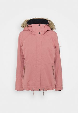 MEADE - Snowboardjacke - dusty rose