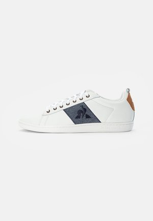 COURTCLASSIC - Sneakers laag - optical white/dress blue
