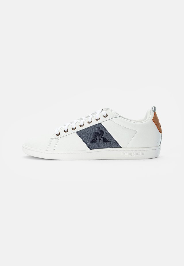 COURTCLASSIC - Sneakers - optical white/dress blue