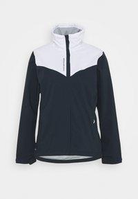 Cross Sportswear - WOMENS CLOUD JACKET - Waterproof jacket - navy - 0