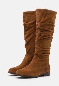 Tamaris - Boots - muscat - 2