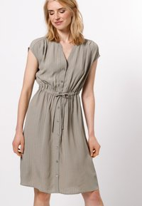 zero - Shirt dress - sage - 0