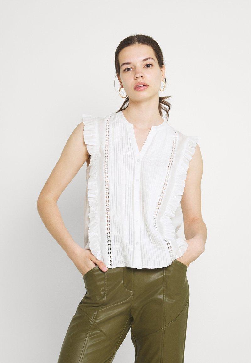 Pepe Jeans - ISLA - Print T-shirt - off white