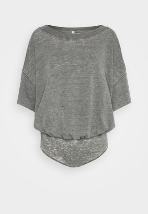 COZY GIRL - Pyjamas - washed black