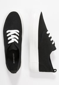 Even&Odd - Sneakers basse - black - 3