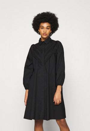 YASHANA DRESS  - Skjortekjole - black