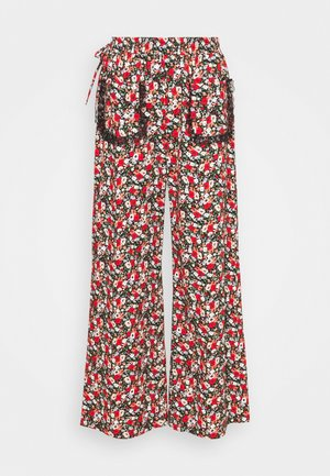 CODY  - Trousers - red