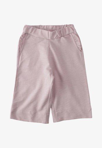 Tracksuit bottoms - link pink