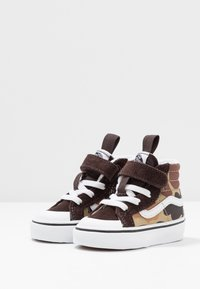 Vans - SK8 REISSUE 138 - Baby shoes - chocolate torte/true white - 3