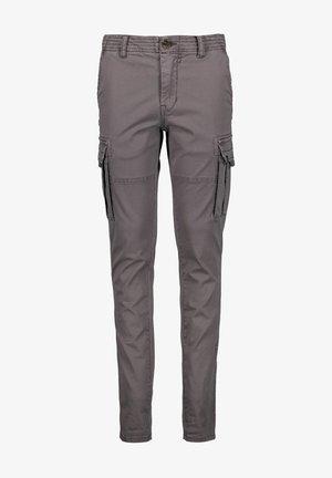 Cargo trousers - limestone