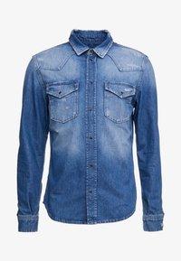 NOAH - Overhemd - blue denim