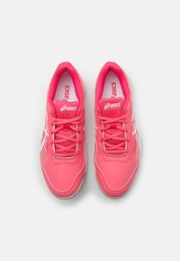 ASICS - GEL-GAME 8 UNISEX - Multicourt tennis shoes - pink cameo/white - 3
