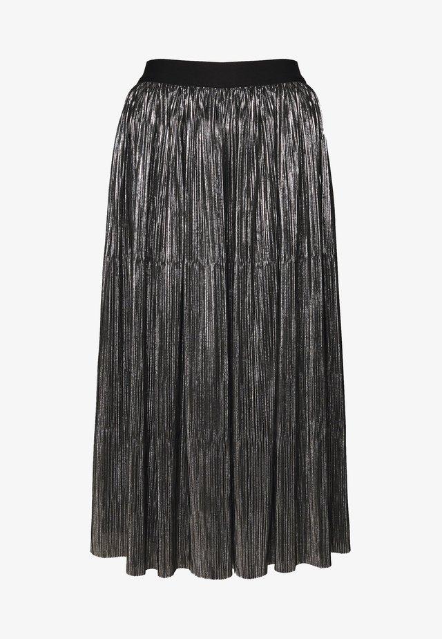 GLORIA STRIPE SKIRT - Áčková sukně - sparkling glam