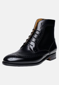 SHOEPASSION - NO. 6621 - Lace-up ankle boots - black - 2