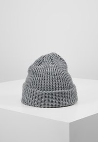 Nixon - WINTOUR BEANIE - Čepice - heather gray - 2