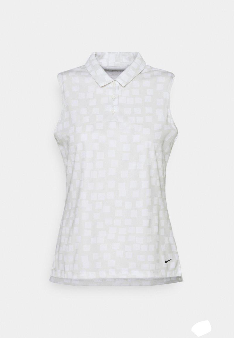 Nike Golf - DRY GRID - Sports shirt - photon dust/black