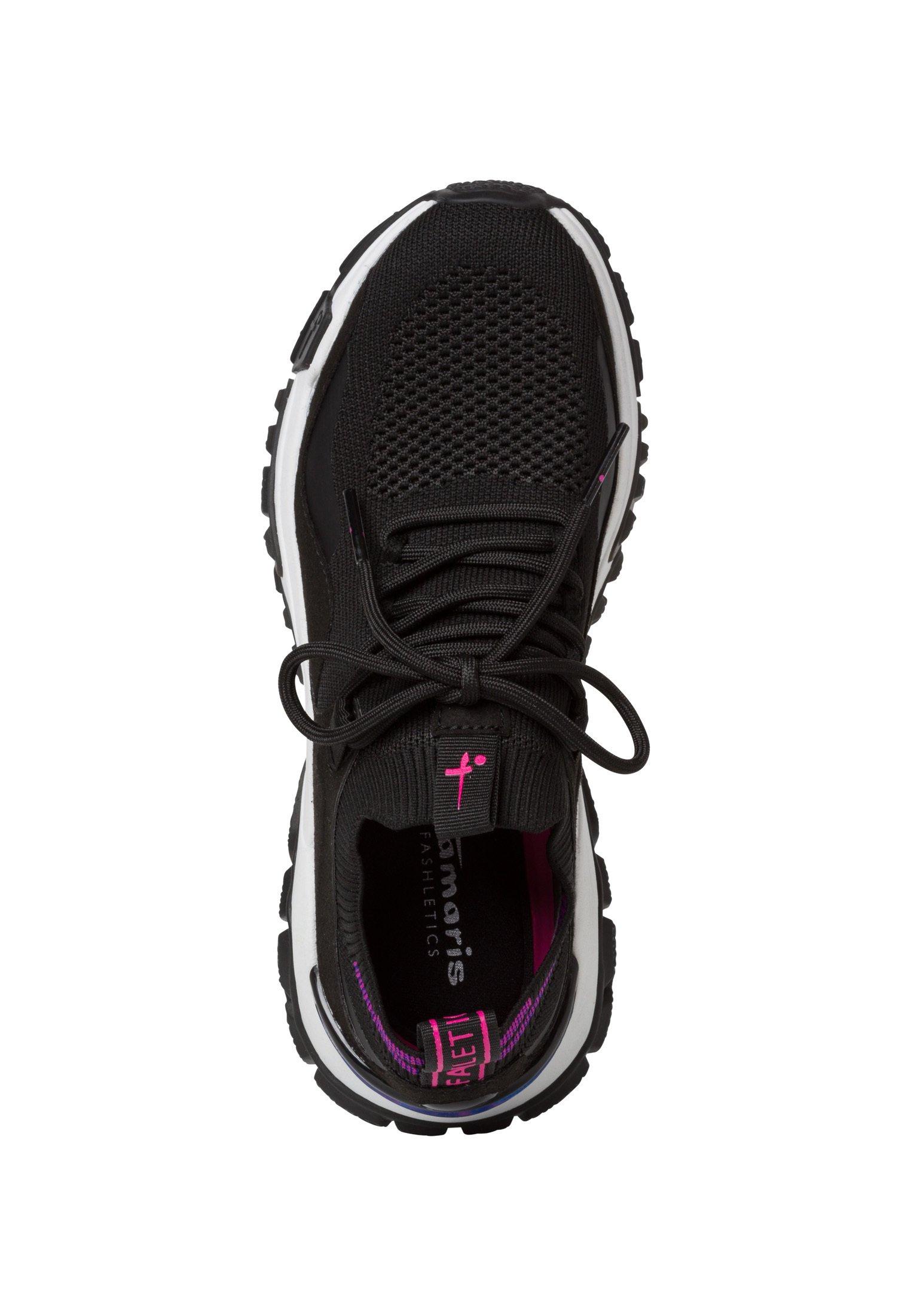 Tamaris Sneaker low black/schwarz