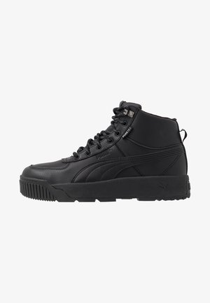 TARRENZ PURETEX - Höga sneakers - black