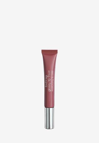 GLOSSY LIP TREAT - Lip gloss - raisin
