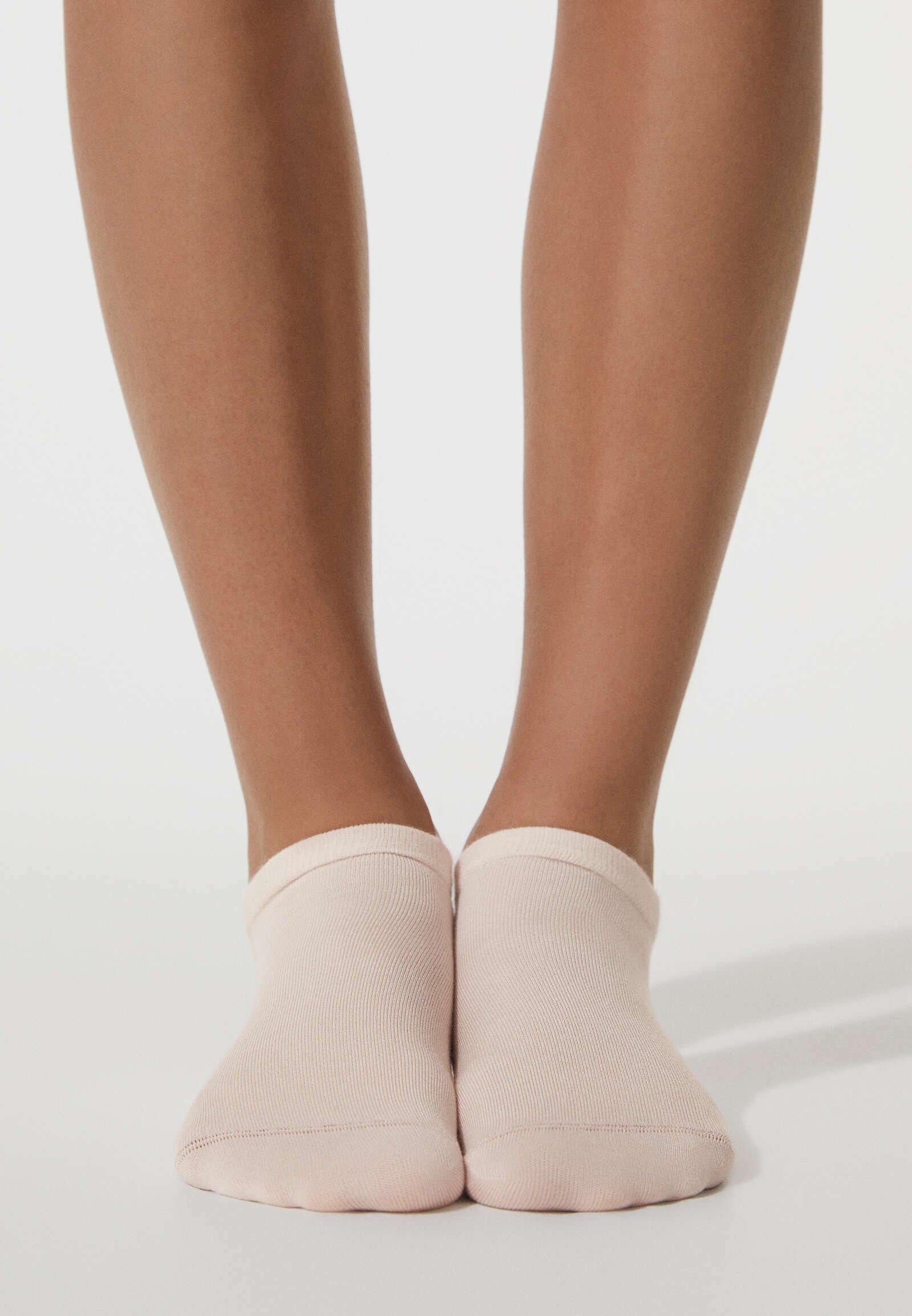 Femme 2 PAAR - Chaussettes