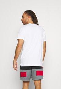 Jordan - DRY AIR - T-shirt basic - white/black - 2