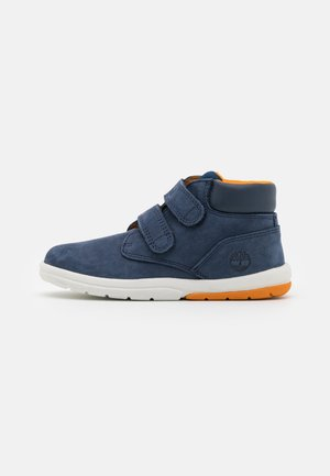 TODDLE TRACKS - High-top trainers - navy
